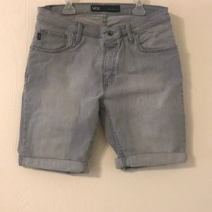 Gray jeans Shorts!!! Size 31